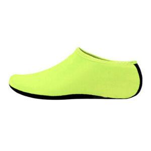 Adults Mens Water Shoes Aqua Socks Beach Swim Pool Surf Wetsuit Non Slip UK.
