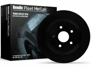Bendix Brake Rotor fits Workhorse W20 2001-2009 37JQVP