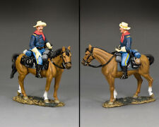 KING & COUNTRY THE REAL WEST TRW171 U.S. CAVALRY OFFICER