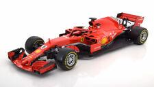 1:18 Bburago Ferrari SF71H Vettel 2018