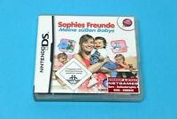 Nintendo DS Spiel - Sophies Freunde: Meine süßen Babys - Komplett in OVP