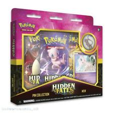 Pokemon TCG: Hidden Fates Pin Collection - Mew :: Brand New And Sealed!