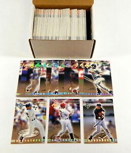 1999 Privé Stock Baseball Ensemble (150) NM/MT Derek Jeter Cal Ripken - Mark