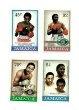 SPECIAL LOT Jamaica 1986 361-4 - Boxing - 50 Sets of 4v - MNH Sheets