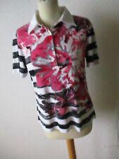 Gerry Weber Damen Shirt Gr.M mehrfarbig 1/2 Arm
