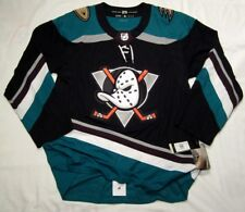 ANAHEIM DUCKS - size 56 = size XXL  Alternate 3rd Style ADIDAS NHL HOCKEY JERSEY