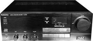 Technics SU-X999 Digital Integrated Amplifier – Hi Fi Separate - 360 Series