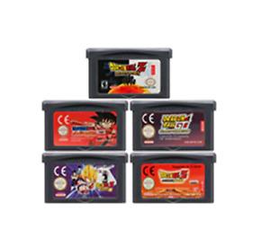 Dragonball GT Z Series Cartouche Mémoire Game Boy Advance GBA 32bit