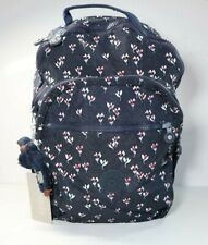 KIPLING K21305 Flower Printed Large Size Backpack