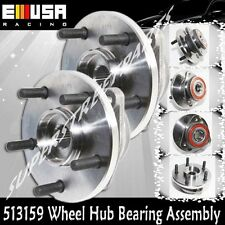 1PAIR Front Wheel Hub Bearing Assembly fit 99-04 Jeep Grand Cherokee 5LUG 513159