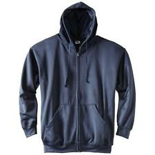 Russell Athletic Men's Big & Tall Full Zip Fleece Hoodie- XLT  $49.99 NWT