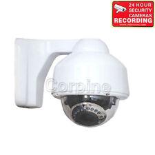 700TVL Security Camera w/ SONY Effio CCD IR Day Night Outdoor Varifocal Lens mfi