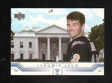 Jaromir Jagr --2001-02 Upper Deck Hockey Card--Washington Capitals