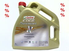 Castrol EDGE Professional Longlife III / LL 3 5W-30 VW 50400/50700 4L ACEA C3