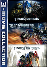 The Transformers Trilogy (DVD,2011)