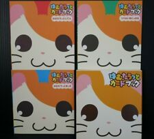 JAPAN Hamtaro / Trotting Tottoko Hamutaro: Hamtarrot Card Book (Picture Book)