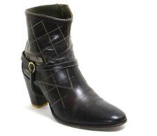 Cowboystiefel Line Dance Catalan Style Stiefelette Leder Boots La Martina 39,5
