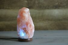 Himalayan Secrets Mini USB Himalayan Salt Lamp - Color Changing LED 2-3 LBs