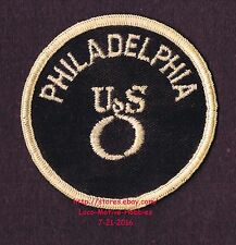LMH Patch Badge  PHILADELPHIA USO US O USQ Q Pennsylvania 3""