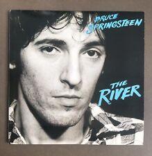 Bruce Springsteen-The River. Original 1980 UK LP. Near Mint