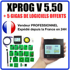 Interface XPROG V5.50 - Programmation - MPPS - GALLETTO - KESS - KTAG - BDM