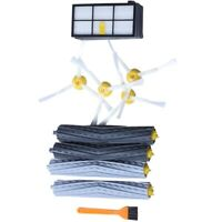 14PCS HEPA Filters Brushes Replacement Parts Kit for IRobot Roomba 980 990 C2M2
