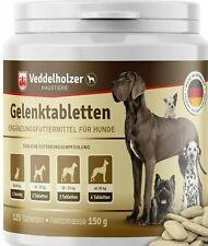 Hunde Gelenktabletten | Grünlippmuschel MSM & Teufelskralle Glucosamin & Kollage
