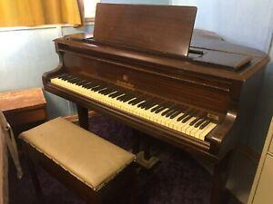 Marshall & Rose Baby Grand Piano