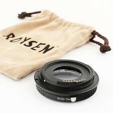 Advanced EMF AF confirm Retina DKL lens to Canon EOS EF adapter 5D III 700D 70D