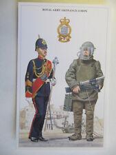 The Royal Army Ordnance Corps - Military Postcard (Geoff White Ltd.)