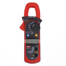 UNI-T UT203 Digital Handheld Clamp Multimeter Tester Meter DMM CE AC DC Volt