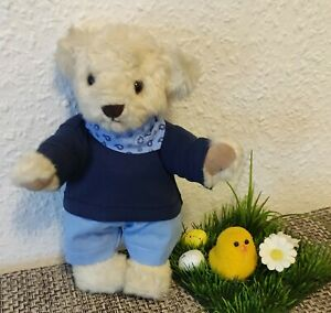 Teddybären Kleidung Gr. 20 cm  3.tlg Plüsch Stofftier Kleidung Set Kombi Neu