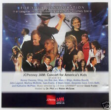 JCPENNEY JAM Concert for America's Kids [DVD + CD] For Your Consideration 2-Disc