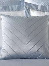 Ralph Lauren Home Ella Sapphire Blue Silk Pillow One Wyatt Langdon Retail $185
