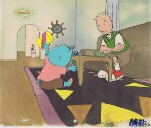 Doug Funnie Original 1990's Production Cel Nickelodeon Animation Dale