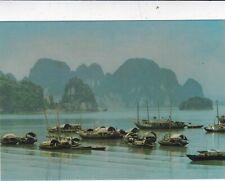 Ha Long Bay Vietnam Postcard unused VGC