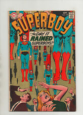 Superboy #159 - Neal Adams - (Grade 7.0) 1969