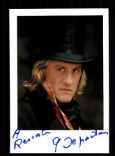 Gerard Depardieu Autogrammkarte Original Signiert # BC 138736
