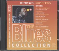 The Blues Collection Buddy Guy Stone Crazy CD