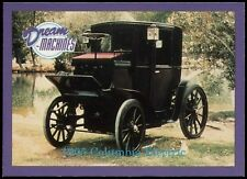 1905 Columbia Electric - #81 - Dream Machines Trade Card #C29