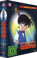 Detektiv Conan - TV Serie - Box 8 - Episoden 207-230 - DVD - NEU