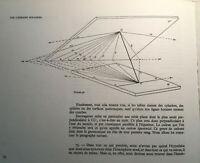 LES CADRANS SOLAIRES TRAITE GNOMOMIQUE ROHR MATHEMATIQU HORLOGE ASTRONOMIE LIVRE