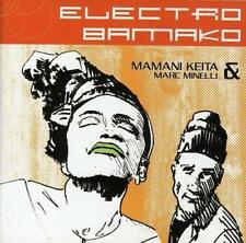 MAMANI KEITA & MARC MINELLI - ELECTRO BAMAKO  (New CD) African Jazz 028946195123