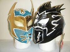 KALISTO & SIN CARA KID CHILDRENS WWE WRESTLING MASK NEW FANCY DRESS UP COSPLAY