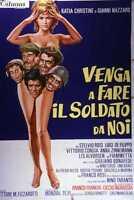 VENGA A FARE IL SOLDATO DA NOI  DVD COMICO-COMMEDIA