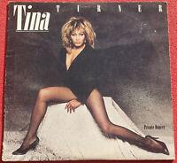 Tina Turner Private Dancer LP 1984 Original Vinyl Album - Show Some Respect