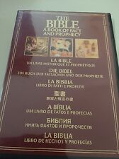 The Bible A Book of Fact and Prophecy - Region 0 DVD in various languages