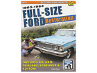 New Book 1960-1964 Full-Size Ford Restoration Galaxie Country Sedan Squire