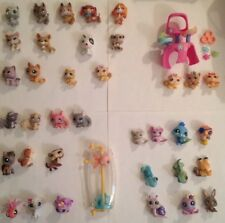 Hasbro Littlest Pet Shop lot- HTF Pets/Triplets Set- Most Have Magnets/ + More