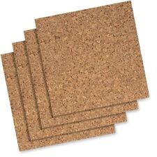 Quartet Cork Tile Or Roll Bulletin Board - Cork Surface (102Q)